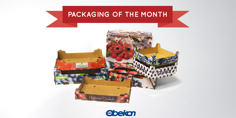 Packaging of the month: berries