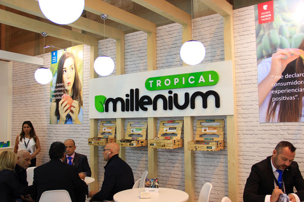 Noticia Obeikan MDF en Fruit Attraction 2016