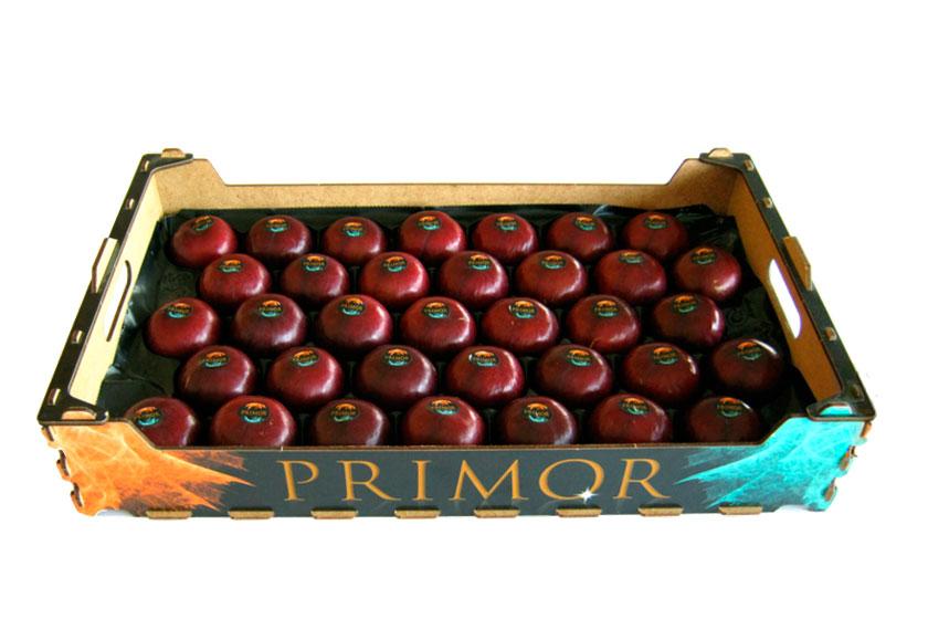 Caja para frutas y verduras Primor