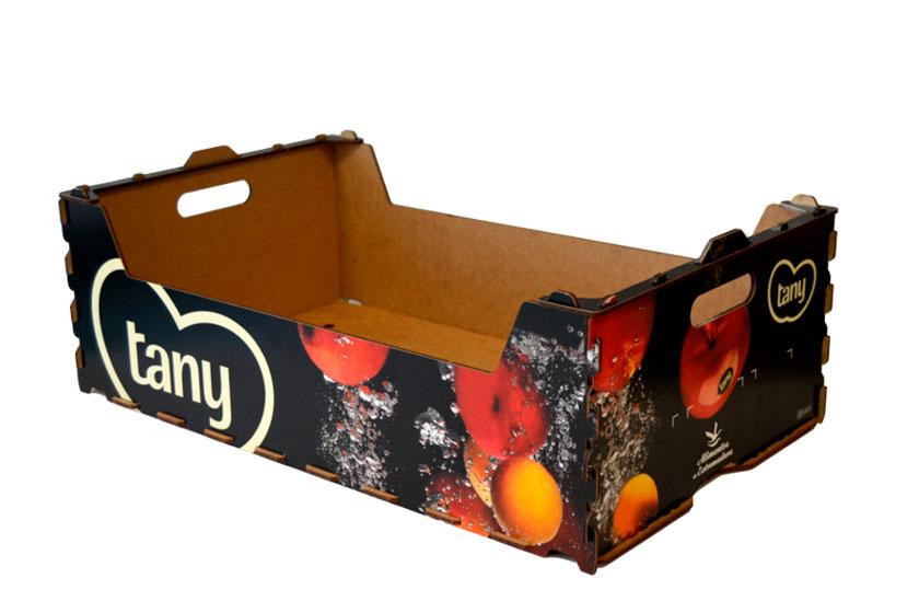Caja para frutas y verduras Tany